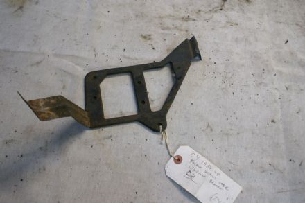 1984 C4 Corvette,Front Bumper Wire Harness Bracket RH,Used